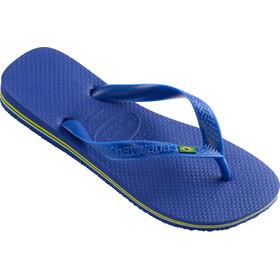 havaianas Brasil Sandalen blauw